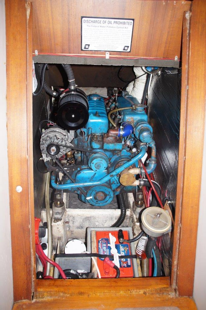 Compartiment moteur