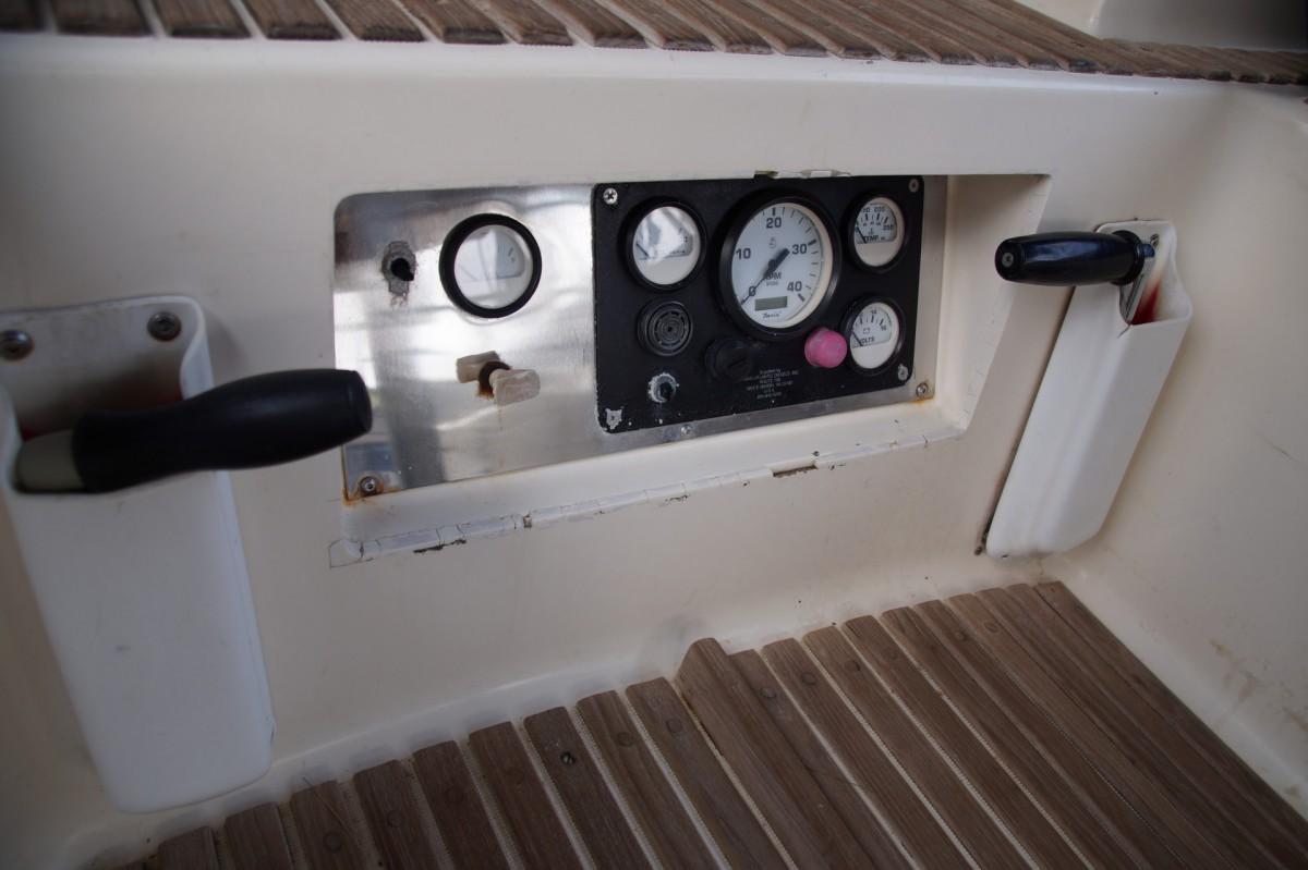 Instruments moteur