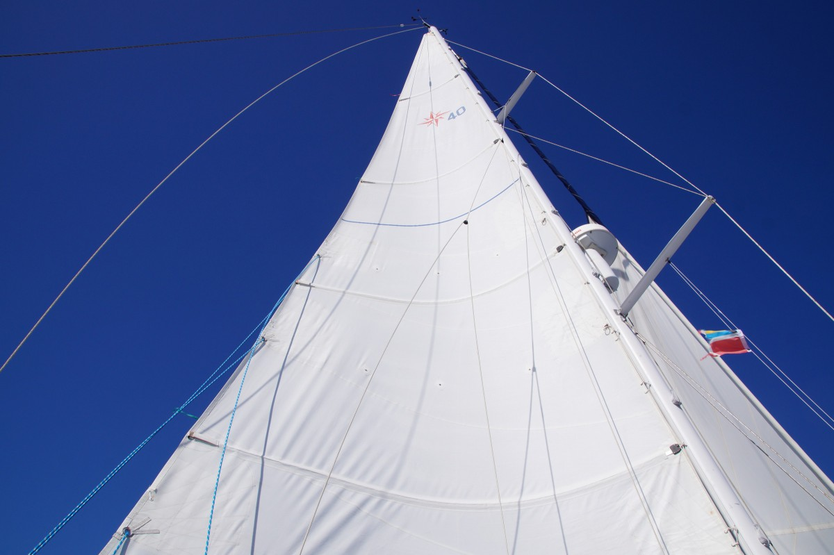 Grand-Voile / Main 4