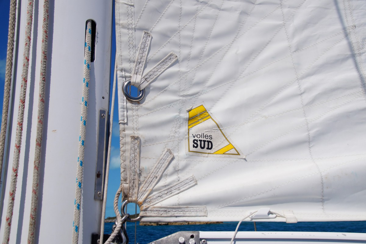 Grand-Voile / Main 2